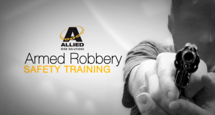 Allied Risk Armed Robbery Safety Training Promotional Video