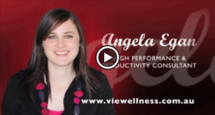 Vie Wellness: Angela Egan