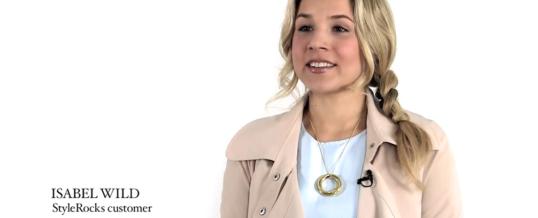 StyleRocks customer experience | Isabel Wild
