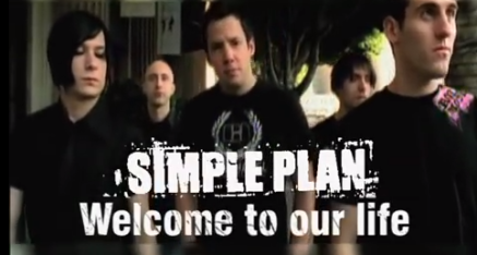 Simple Plan | Welcome To My Life Part 2