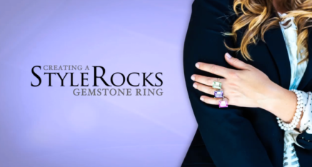 Creating a StyleRocks Gemstone Ring
