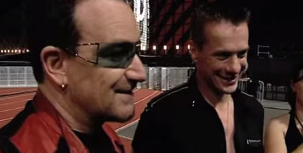 U2 interview about the song 'One""
